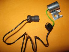 FORD ESCORT MEXICO 1600(76-78) ESCORT RS2000(72-78)NEW IGNITION CONDENSER-33030
